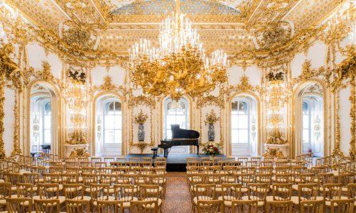 LVHF Lichtenštejnský městský palác ve Vídni