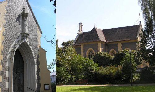 LVHF Kaple sv. Cyrila a Metoděje Břeclav