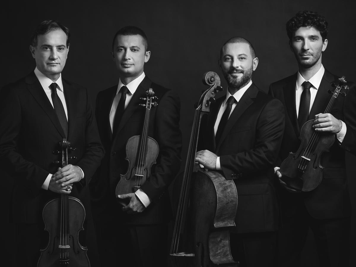 03 LVHF borusan quartet titulka c archiv Borusan Quartet titulka 4x3 75dpi