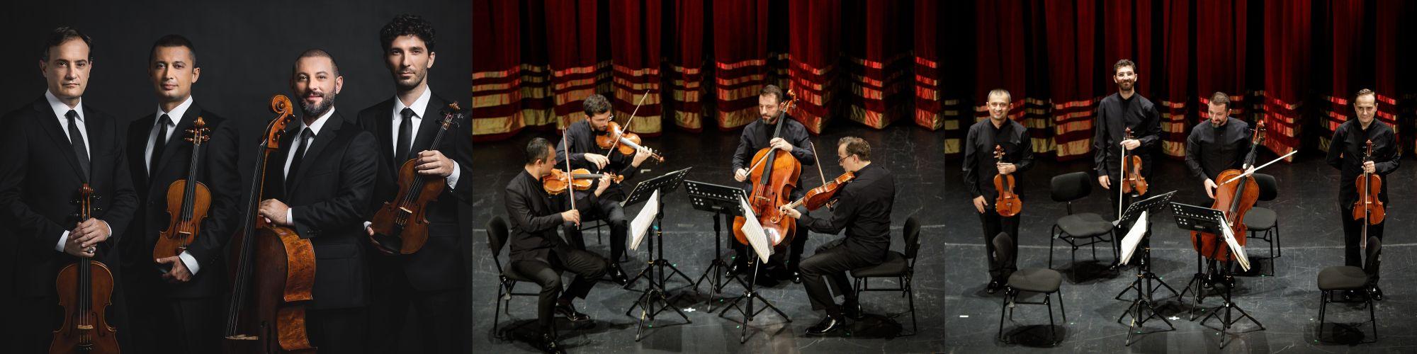Borusan Quartet LVHF2020