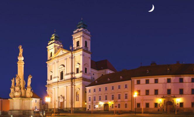kostel na nebevzeti PM Valtice