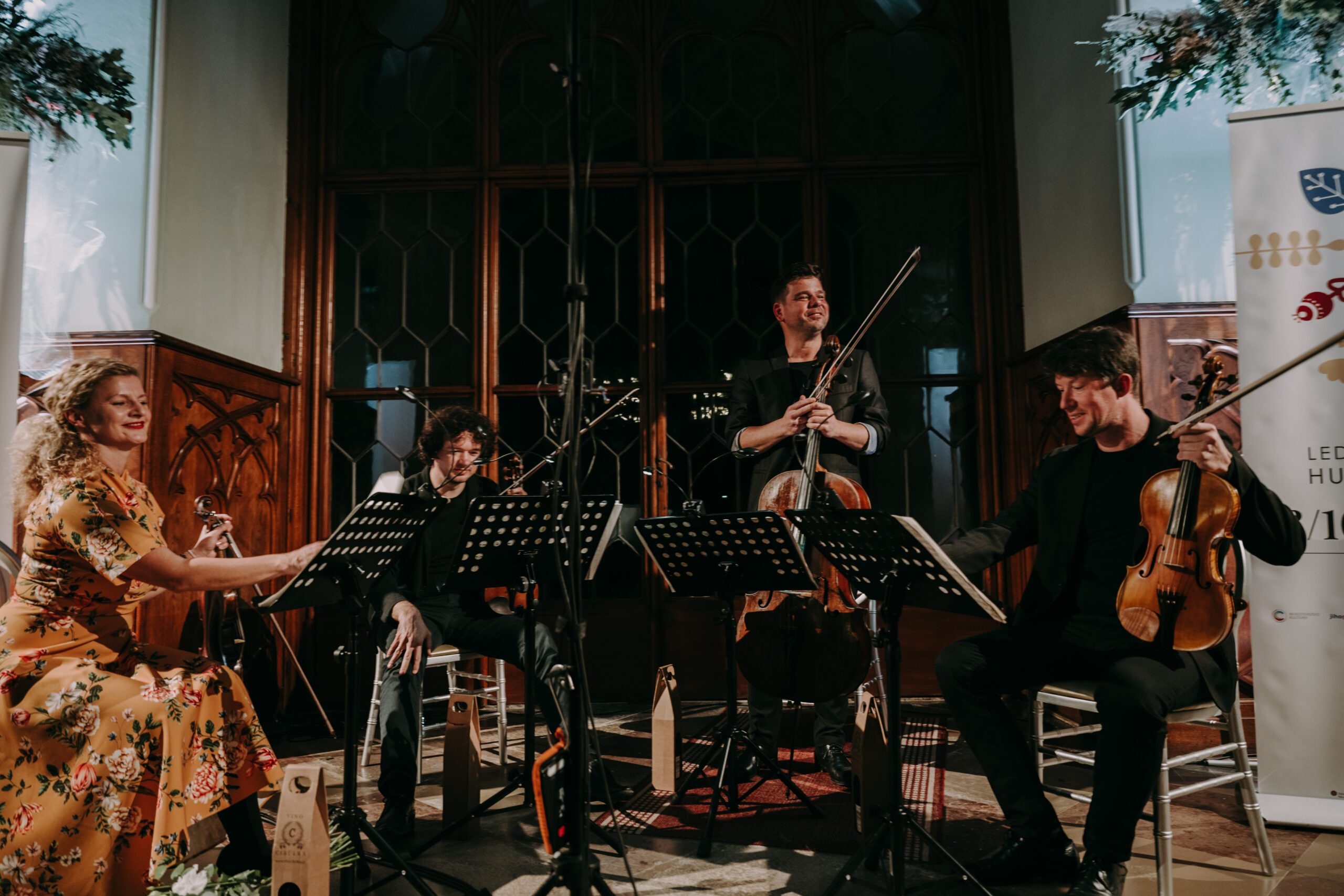 LVHF2020 Pavel Haas Quartet (c) Pavel Kristian